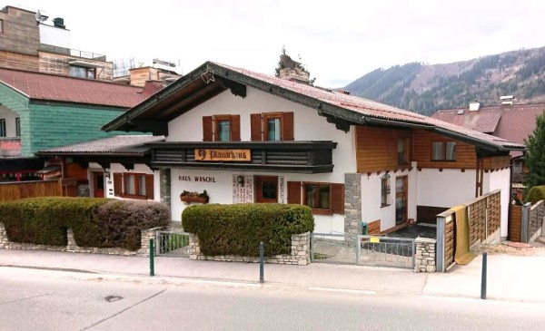 Family pension for sale right by the Planai gondola in Schladming