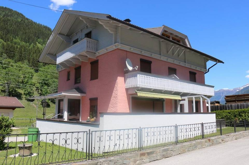 Guest house in the beautiful Upper Möll Valley
