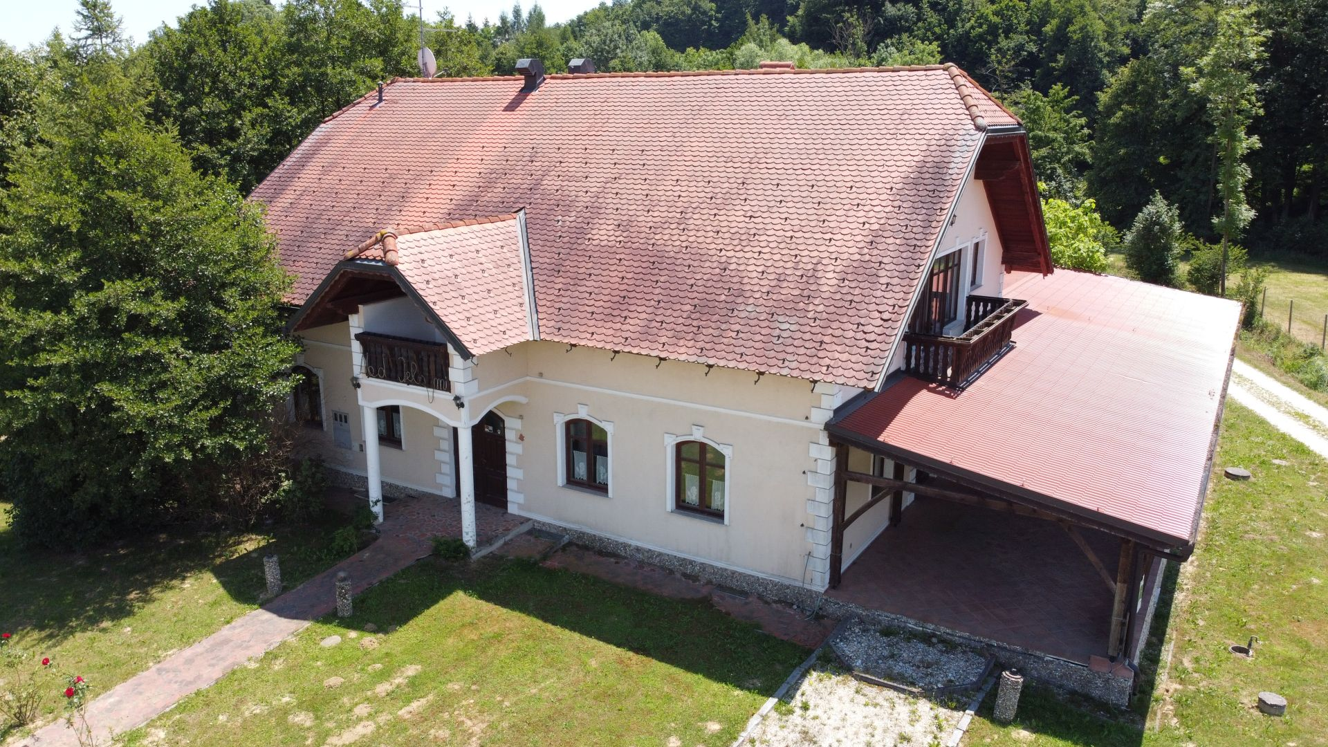 Bed and breakfast for sale near the Thermal Spa